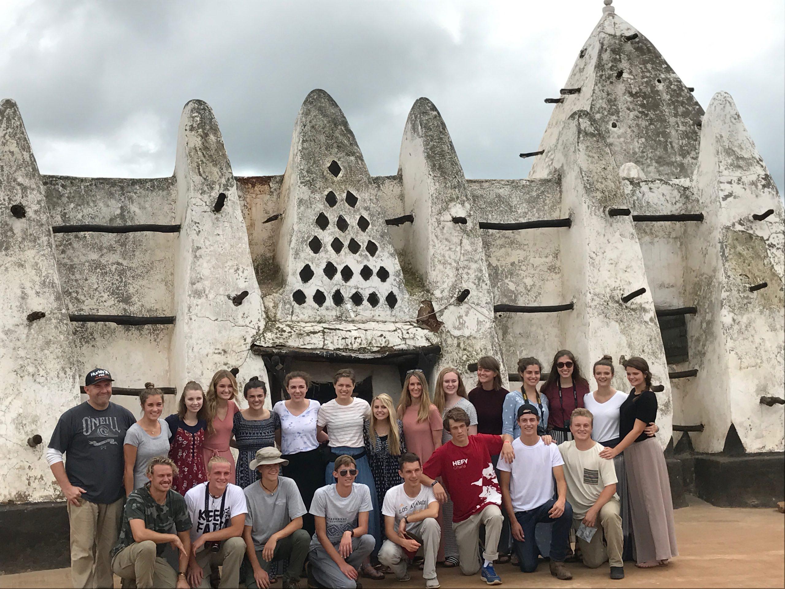 Larabanga Mosque Tour   Grassroot Tours