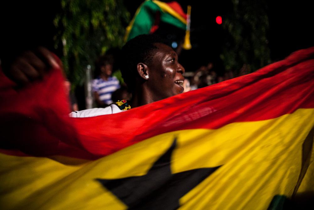 Ghana Flag | Kumasi Tour | Grassroot Tours