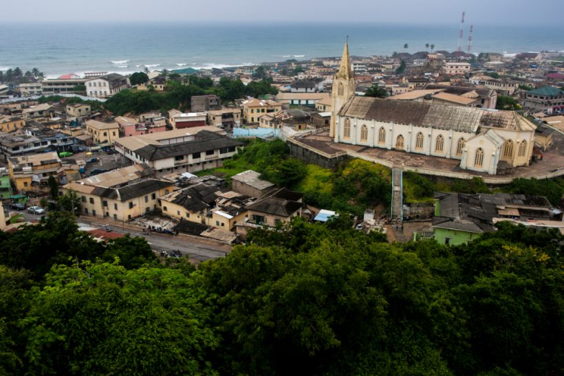 Day Tour Cape Coast by Grassroot Tours