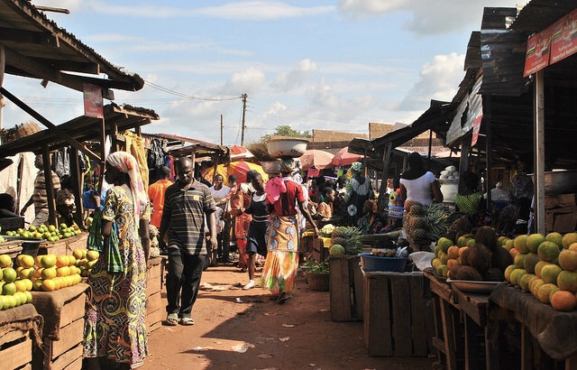 Tamale Central Market-Northern Region-grassroottours.com