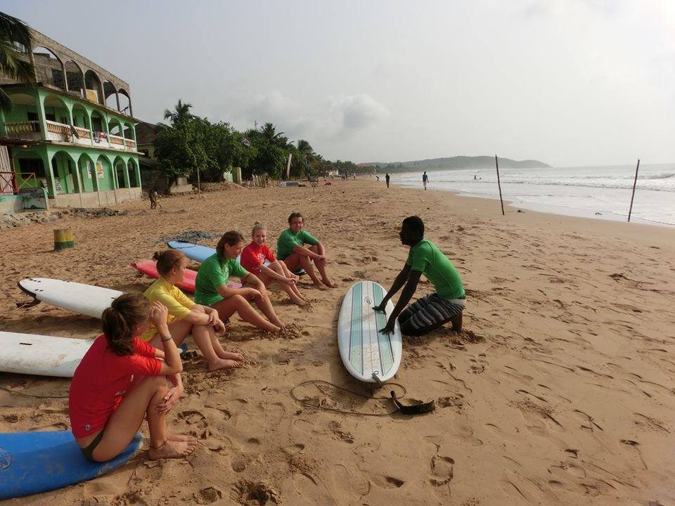 Ahanta Surf School
