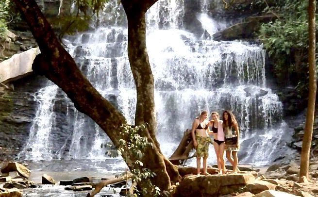 Kintampo Waterfalls-grassroottours.com