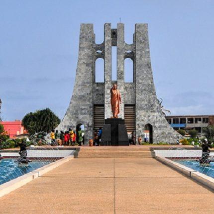 Accra Day Tour