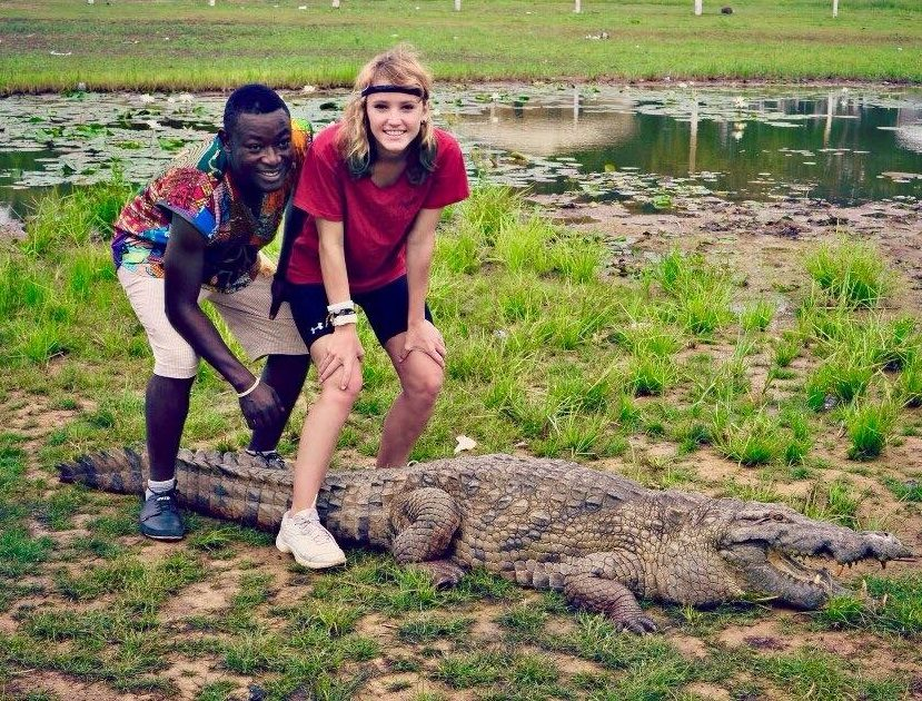 Paga Crocodile   Grassroot Tours